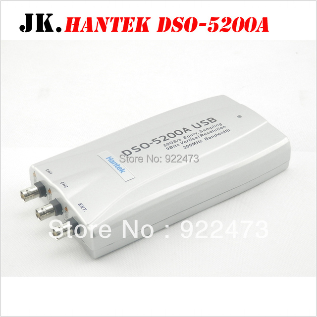 DSO-5200A USB DRIVERS WINDOWS XP