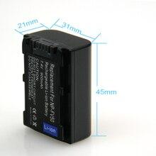 Câmera para Sony 1 PCS Np-fv50 NP Fv50 Npfv50 Recarregável DA Bateria HDR DCR Dvd308 508 405 505 203 103