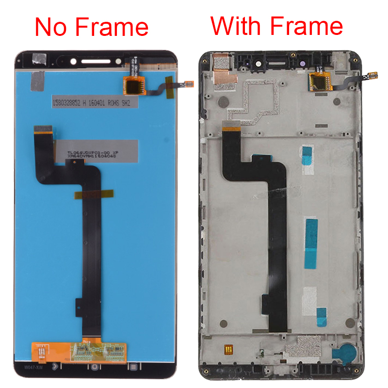 Color : Black Replacement Black XIAOMIN LCD Screen and Digitizer ...