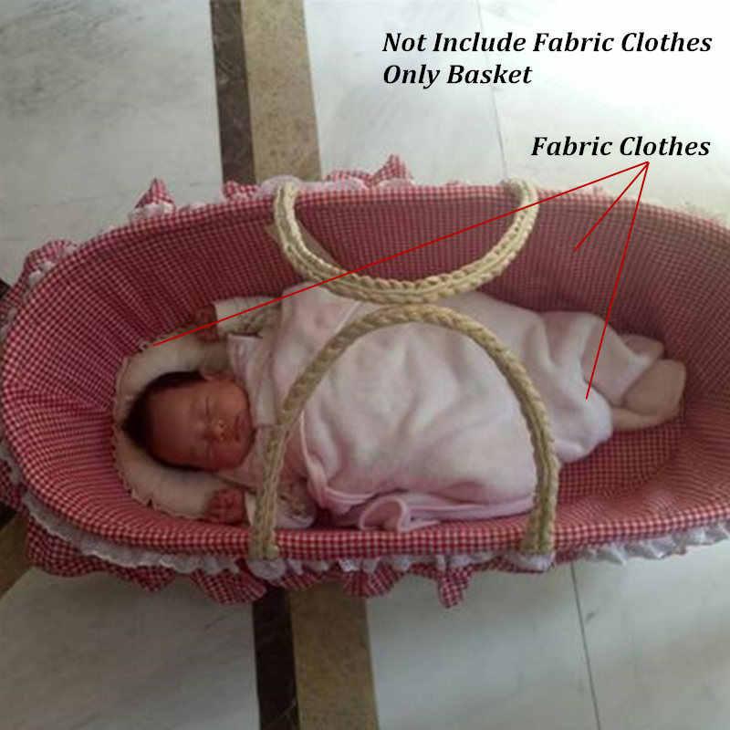 Всегда я 1 шт./коробка для новорожденных детей для монет отруби переносная детская кроватка детская летняя корзины защиты для автокресла