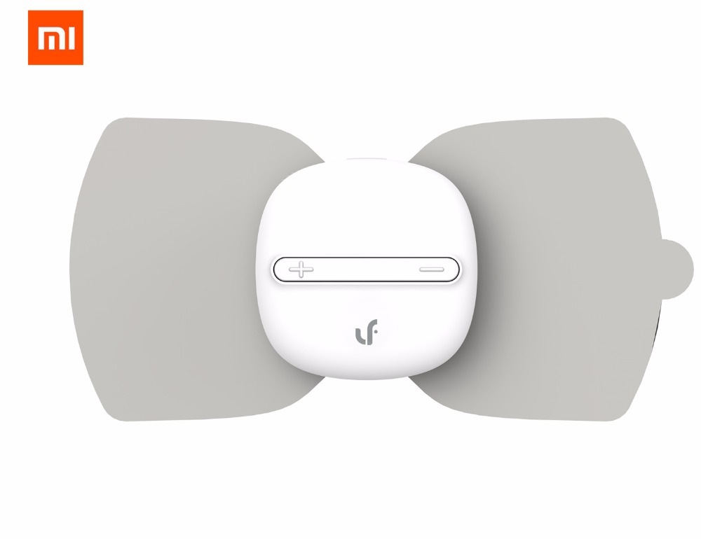 xiaomi Mijia Mini Health Body Massager Magic Massage Touth Sticker 5 Working Modes For xiaomi smart home with box mode    - AliExpress