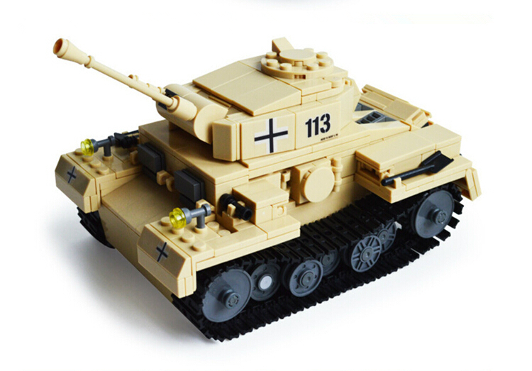 Germany Building Toys For Boys : Aliexpress buy military tanks ww germany tiger tank