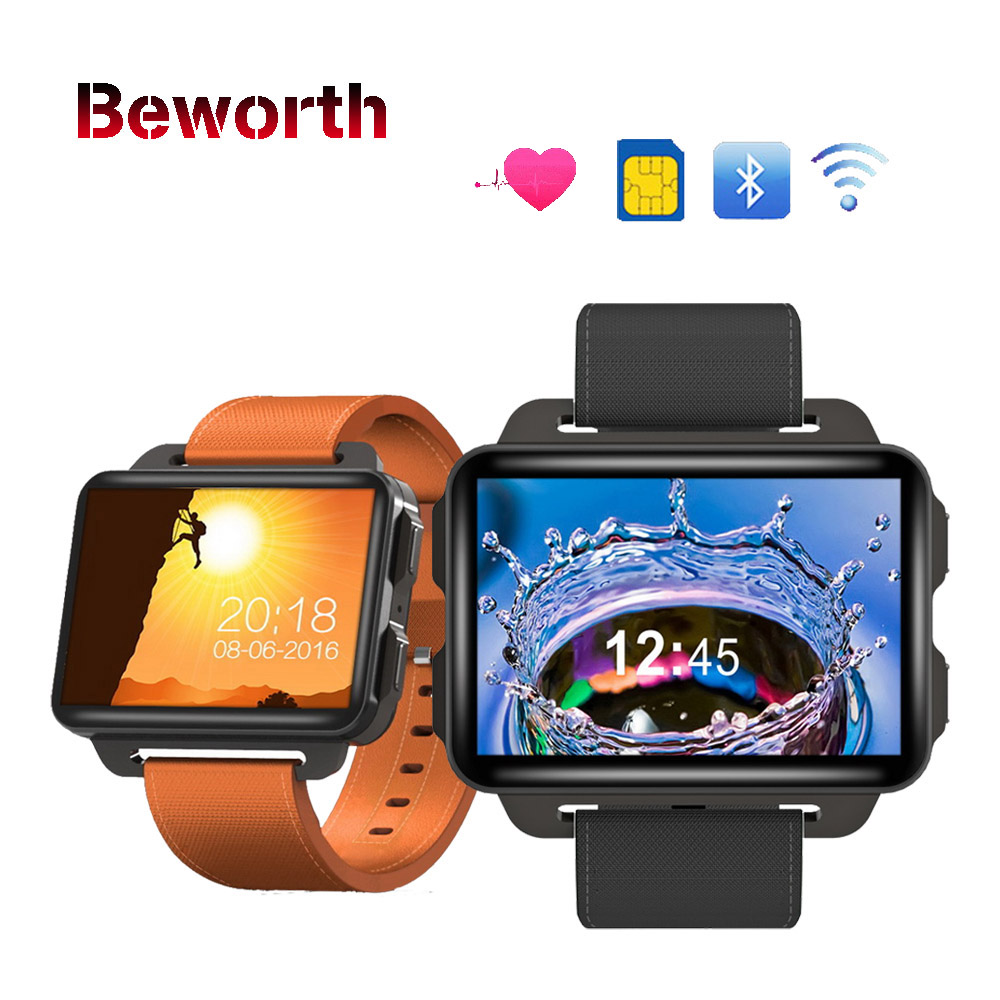 DM99 3G Smart Watch Android 5 1 OS Heart Rate 1GB 16GB 2 2 inch IPS
