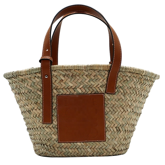 ABDBStraw Bag Woven Tote...