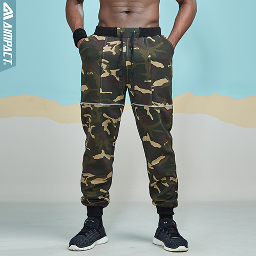 new concept cost charm low price US $18.99 52% OFF|Aimpact Camouflage Jogger Pants for Men Cotton Sweatpant  Male Tracksuit Casual Workout Fitness Pants Man Sporty Running Trousers-in  ...
