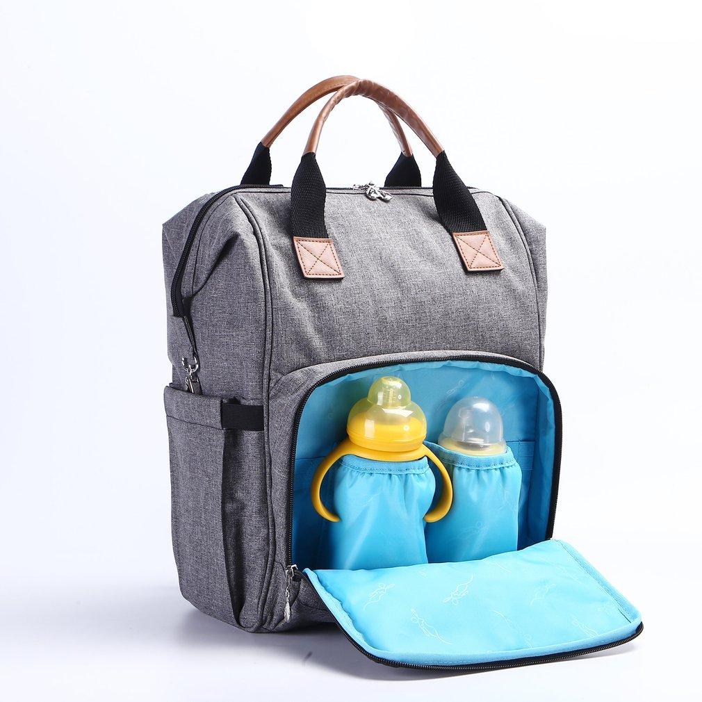 Sac à dos momie grande capacité sac multifonction sac à dos bébé couche-culotte sac bébé sac de soin de bébé Messenger sacs bolsa maternidade