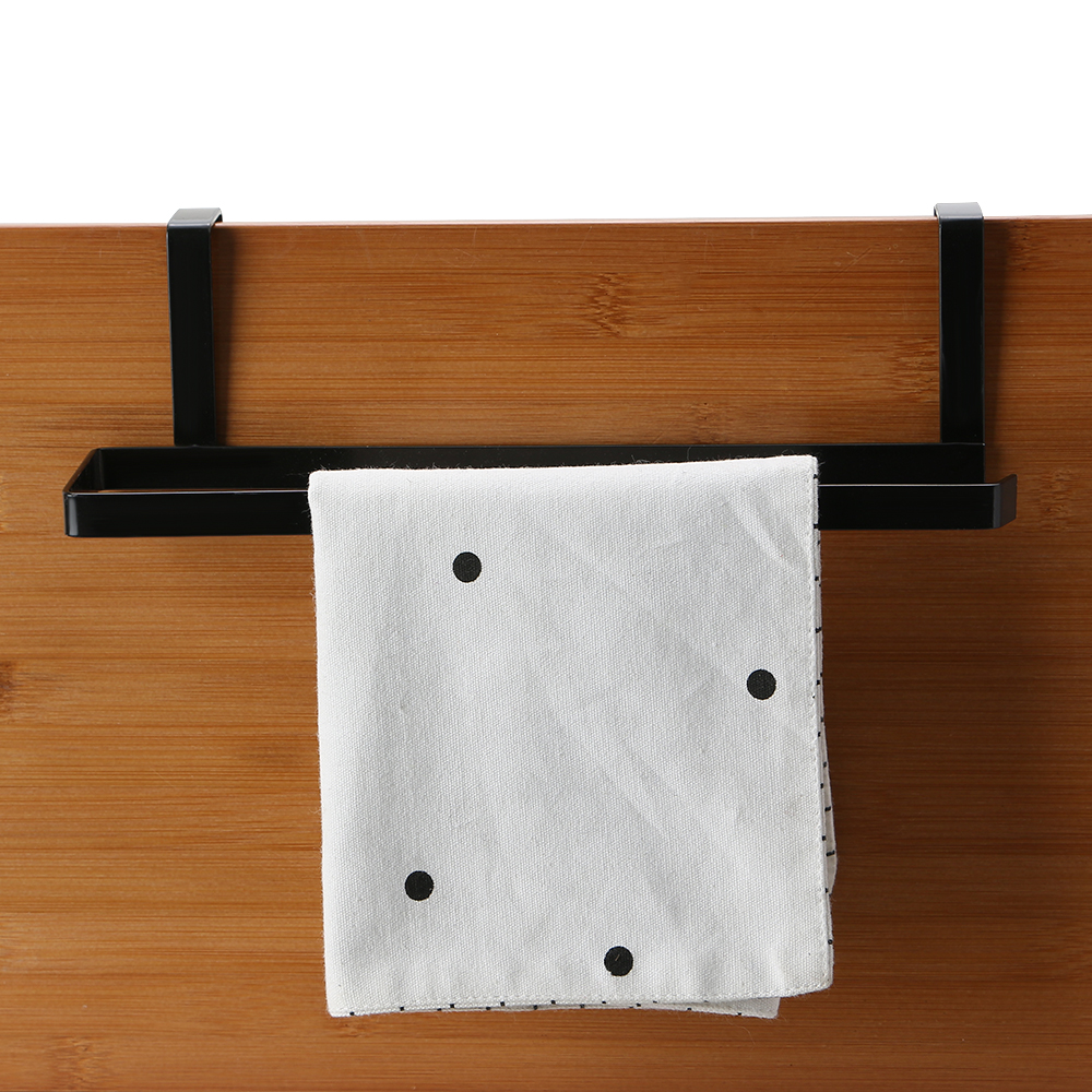 White Black Home Organizer Toilet Shelf Paper Roll Rack Tissue ...