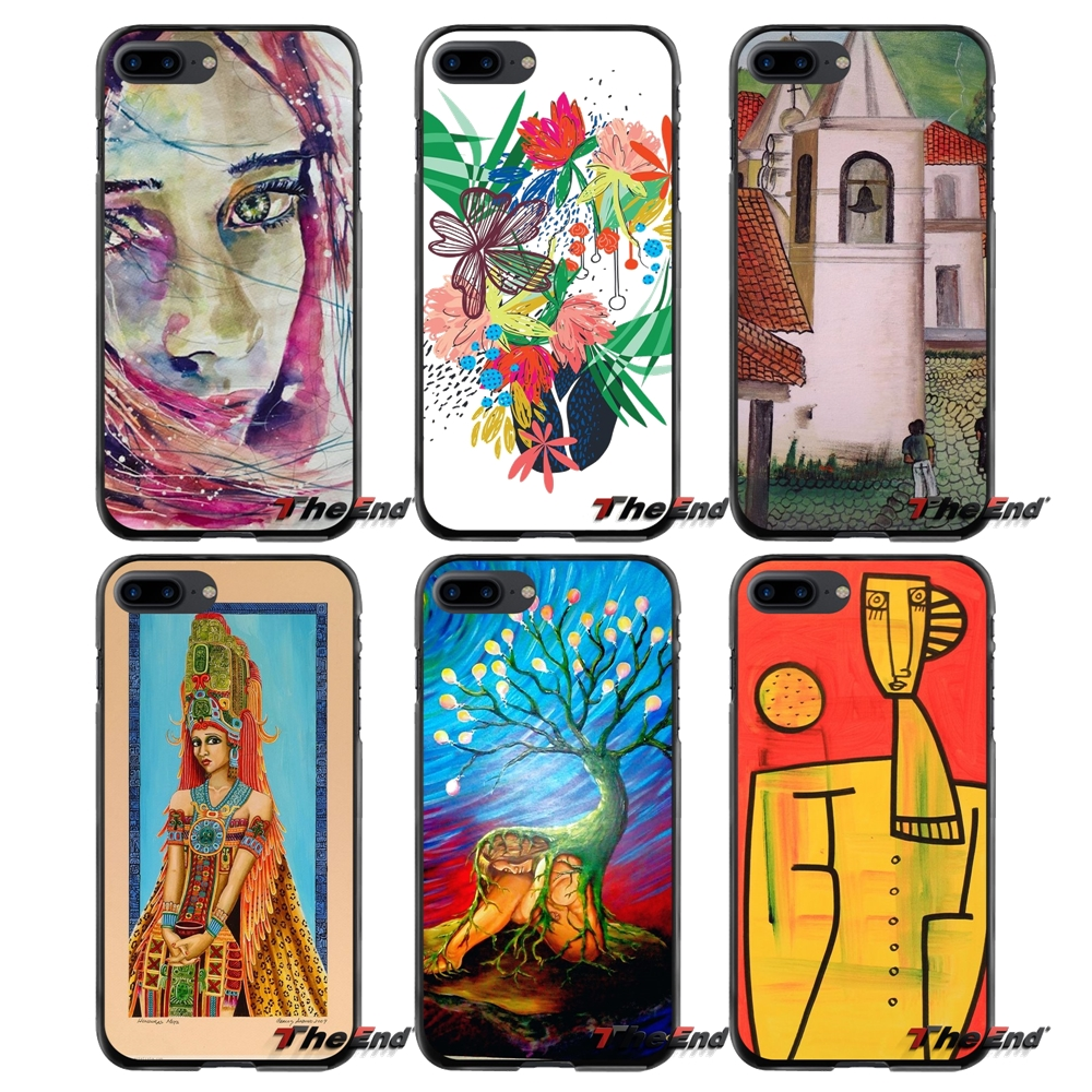 For Apple iPhone 4 4S 5 5S 5C SE 6 6S 7 8 Plus X iPod Touch 4 5 6 Accessories Phone Cases Covers Honduras art