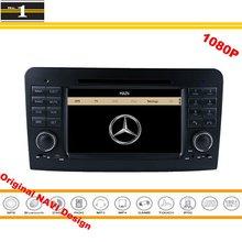 For Mercedes Benz ML Class W164 2005 2012 font b Car b font GPS Navigation Stereo