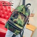 2016 fashion large capacity backpack camouflage men women's travel school backpacks for teenage girls mochila feminina