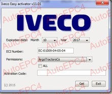 For Iveco EASY 12.1 and 13.1 keygen unlock [ INSTALL UNLIMITED COMPUTER]