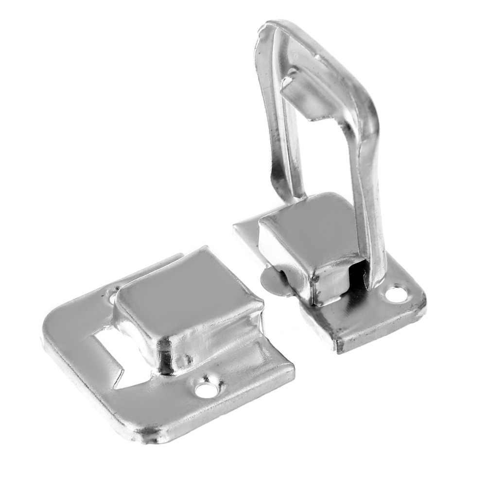 4 шт. крепежный переключатель защелки ловит для чемоданов ящики, контейнеры, инструменты для двери багажника