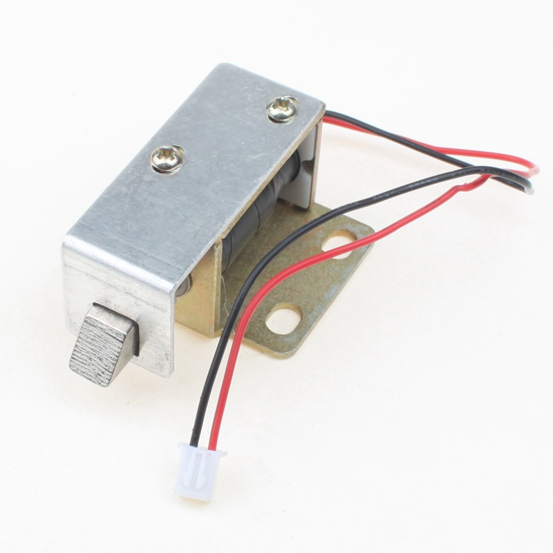 TFS A11 Cabinet Door Electric Lock Assembly Solenoid DC6V 0.35 0.476A Square bevel latch-in Locks from Home Improvement on Aliexpress.com | Alibaba Group  sc 1 st  AliExpress.com & TFS A11 Cabinet Door Electric Lock Assembly Solenoid DC6V 0.35 0.476 ...