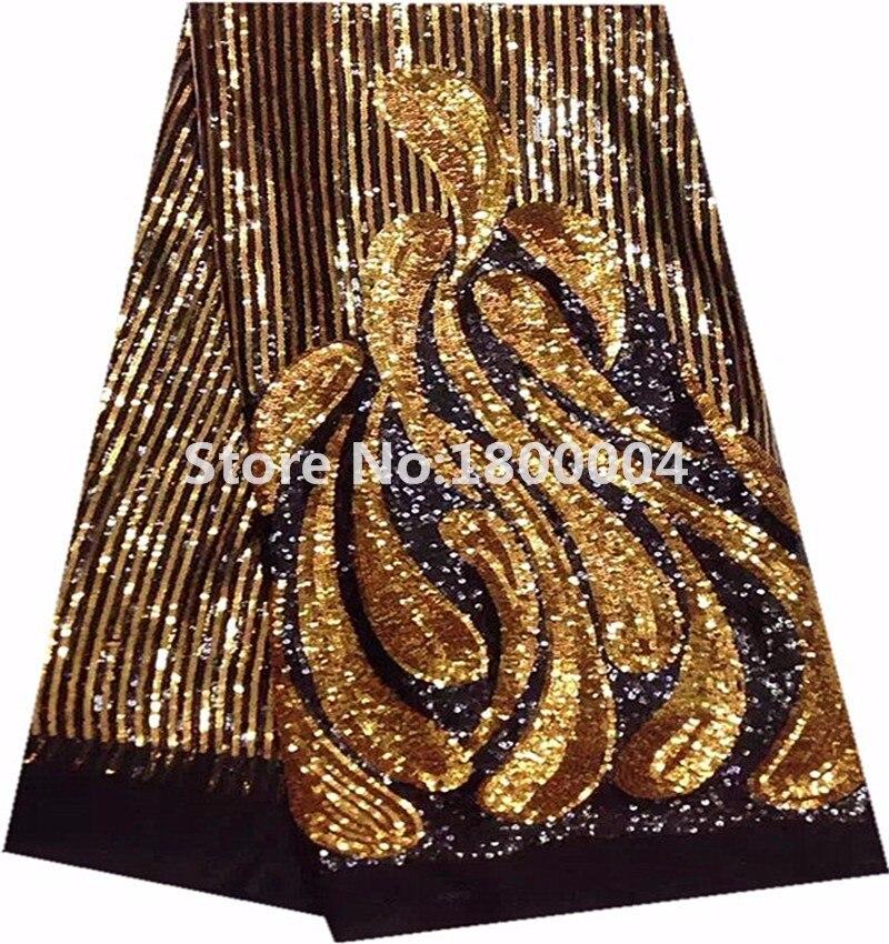 Online Get Cheap Nigerian Wedding Gold Lace Fabric -Aliexpress.com ...