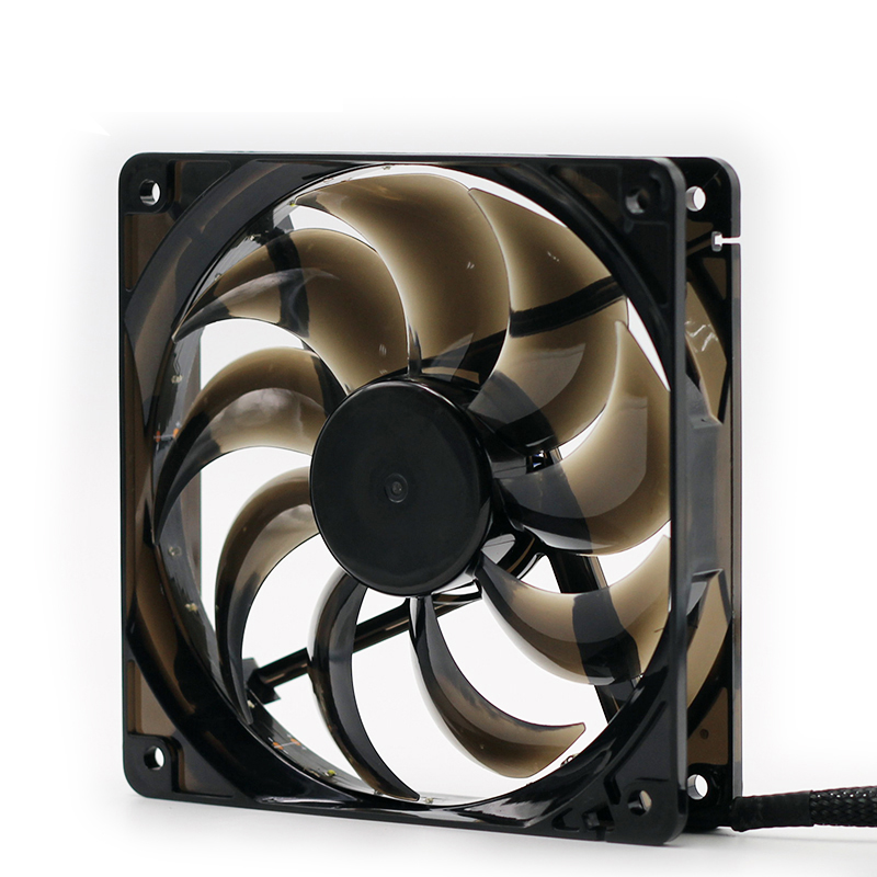 Beautiful Arctic Silent F12 Ultra Quiet Case Fan 120mm Fans, Heat Sinks & Cooling Computers/tablets & Networking