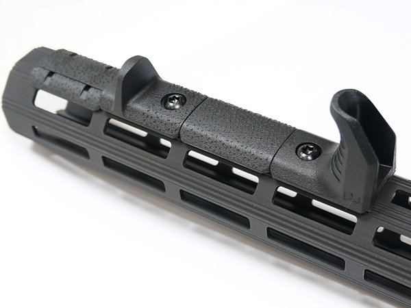 Tactical 4 Pcs/set Airsoft M-LOK Hand-Stop Kit Low-Profile Handle grip Handguard Grip for M-LOK MLOK Rail Cover BK/DE