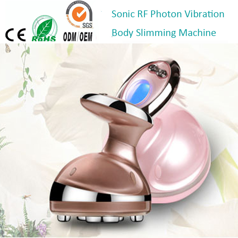 High Frequency Vibration LCD Sonic rf Radio Frequency Cavitation System Anti Wrinkle Cellulite Reduction Body Shaping Machine vibration type pneumatic sanding machine rectangle grinding machine sand vibration machine polishing machine 70x100mm