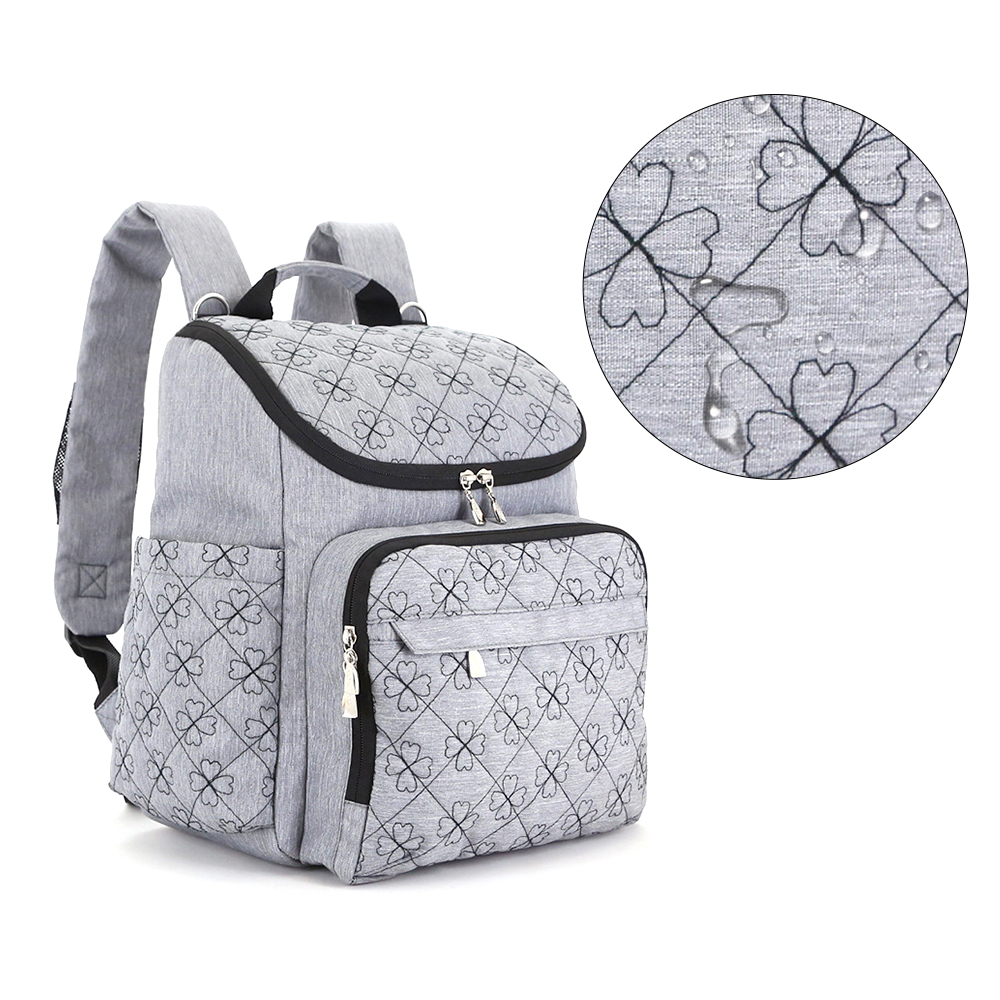 Large Capacity Diaper Bag Multifunctional Maternity Nappy Bag Infant Changing Bags Travel Backpack Baby Stroller Carriage Bags 3 pcs set baby nappy changing bag fashion ladies solid hobos handbag big capacity infant diapering bags travel stroller bag