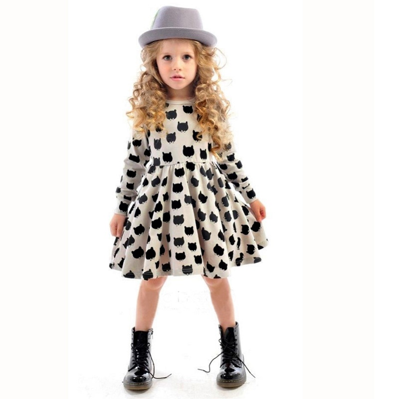 baby girl autumn dress children black cat long sleeve clothes kids casual cotton dot clothing autumn princess girls dresses wholesale 20 pcs micro usb type b female 5 pin smt placement smd dip socket connector plug adapter