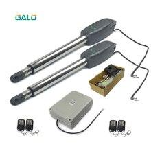 IP55 набор стандартов Тяжелая 400 кг на лист двойная Автоматическая электрическая распашная открывалка для домашней автоматизации двери бабочки