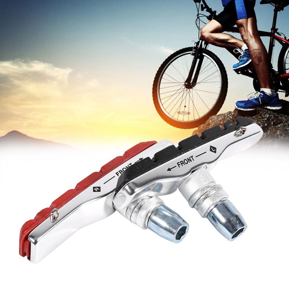 4pcs MTB Mountain bike bicycle brake rubber block durable bicycle accessories