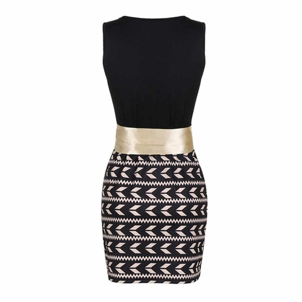Облегающее платье для женщин без рукавов Мини женские вечерние платья Летняя Клубная одежда Дамский Сарафан vestidos 2019 De Verano