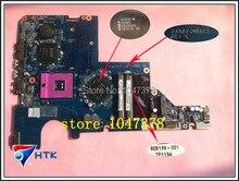 Wholesale For Compaq CQ62 G62 G72 G62-20 CQ62-20 G72-214CA Motherboard 605139-001 DA0AX3MB6C2 100% Work Perfect