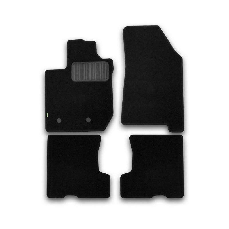 Mats in salon Klever Standard For LADA Xray 2016->, хб... 4 PCs (textile) цена и фото