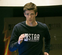 The Flash T Shirt S T A R Labs STAR Long Sleeve No Hooded Hoodie Casual