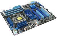 original motherboard for ASUS P6X58D E DDR3 LGA 1366 24GB USB2.0 USB3.0 for I7 CPU X58 Desktop Motherboard Free shipping