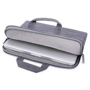 Image 4 - MOSISO Laptop Bag Case 15.6 15.4 13.3 Waterdichte Notebook Schoudertassen Vrouwen Mannen voor MacBook Air Pro 13 15 inch computer Tas