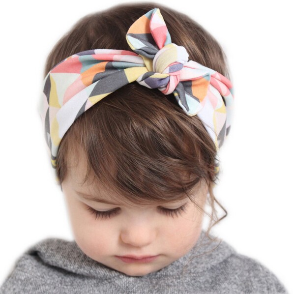 Lovely Baby Bunny Ear Headband
