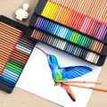 Marco 24/36/48/72/100/120 Профессиональный маслянистый цвет  карандаши для цветных рисунков  комплект карандашей  принадлежности для живописи