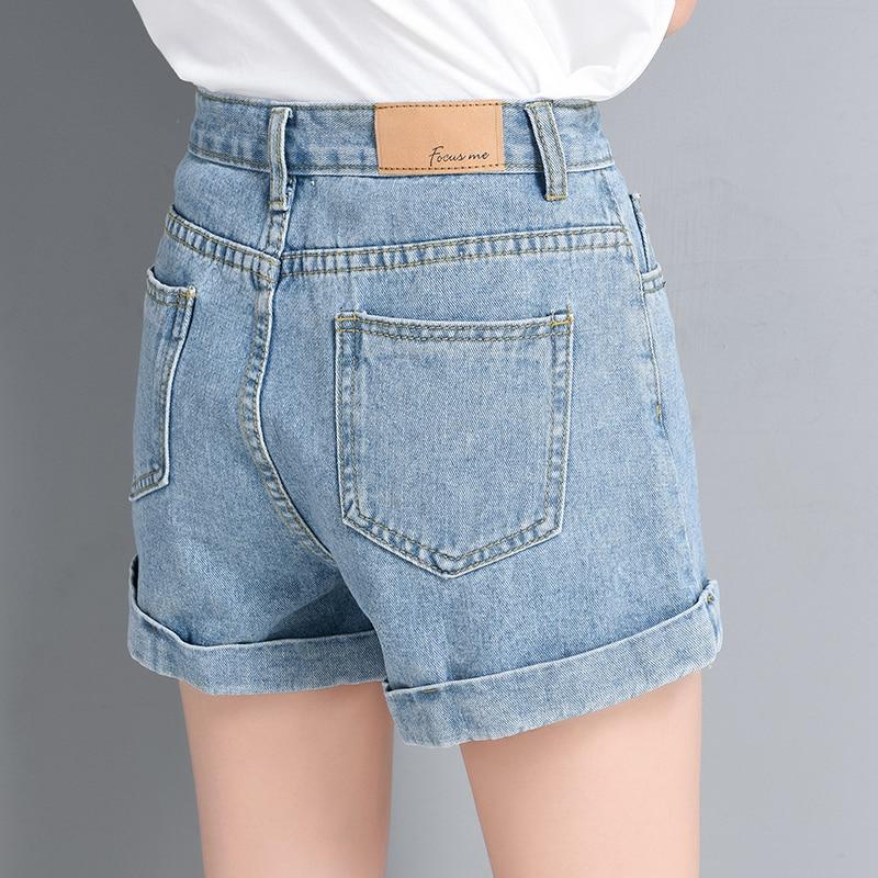 Aliexpress.com : Buy WKOUD 2017 Denim Shorts High Waist Vintage ...