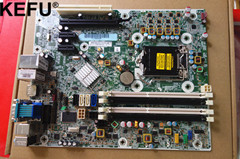 где купить  6280 6200 PRO SFF MT A1155 Q65 Desktop Motherboard 615114-001 614036-002 100% Tested Good Quality  дешево