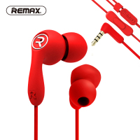 REMAX Colorful Colors Wired In-Ear Earphone High fidelit Unit Headset Silica Gel Smoothly Earbuds with Mic for phone/mp3