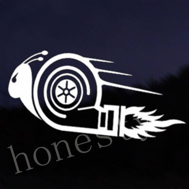 Funny snail car decal vinyl sticker jdm vw dub drift race euro swag impreza decals white