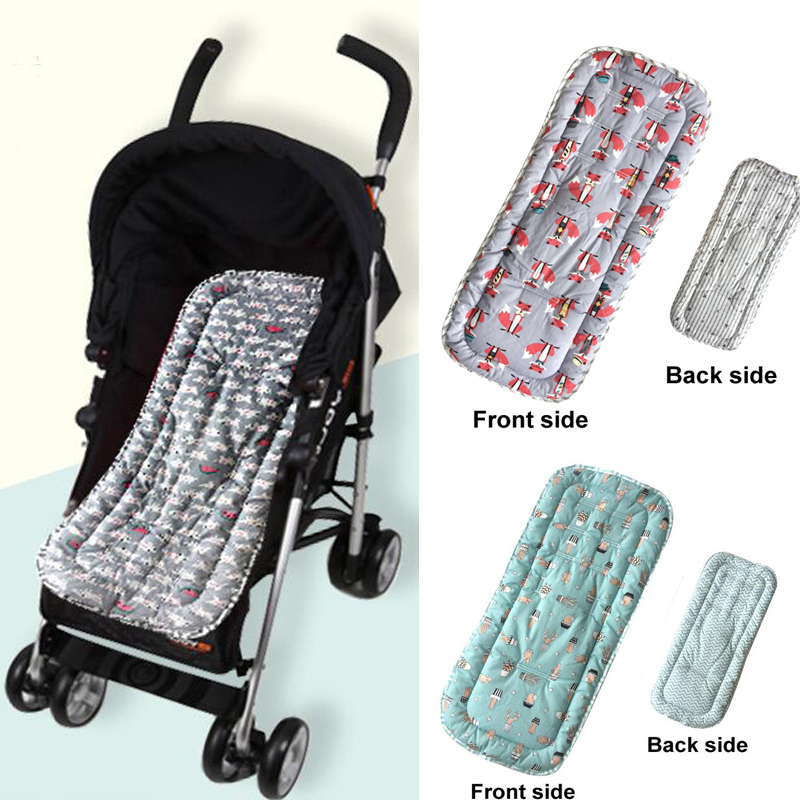 Activity & Gear Strollers Accessories Motivated Baby Stroller Seat Cushion For Stroller Summer Baby Car Cooling Pad Strollers Accessories Carriers Car Pram Carriage Seat