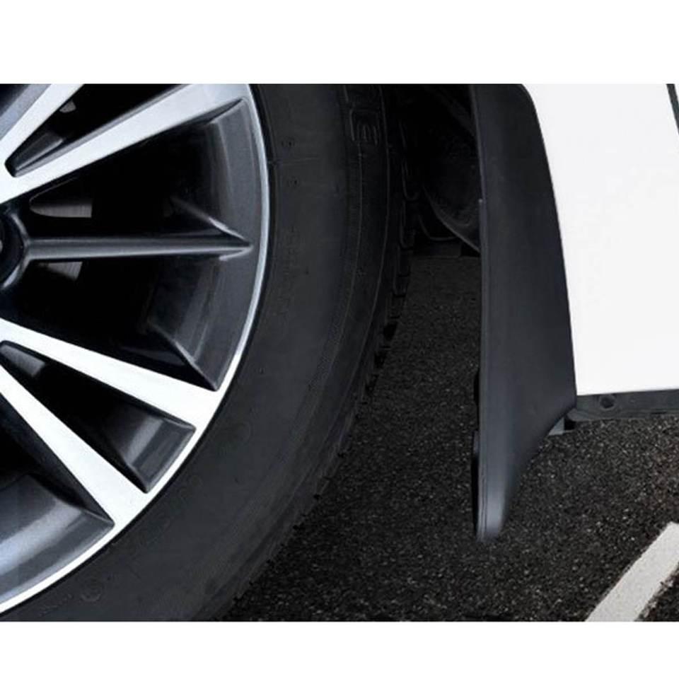 Splash Guard Car >> 4pcs Set Car Mud Flaps Front Rear Mudguard Splash Guards Fender Mudflaps For Tesla Model 3 2016 2019