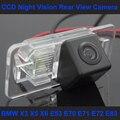 Visão CCD noite Car Rear View Câmera Reversa para BMW X3 X5 X6 E53 E83 E70 E71 E72 3 Série 326 327 328 330 335 Série 5 E93