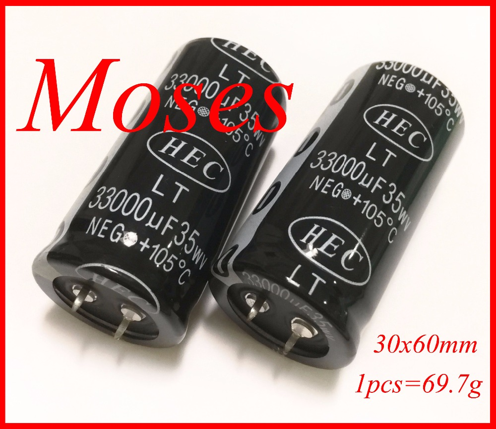 35V 33000uf Original brand new Electrolytic Capacitor Radial capacitance 30x60mm 10pcs