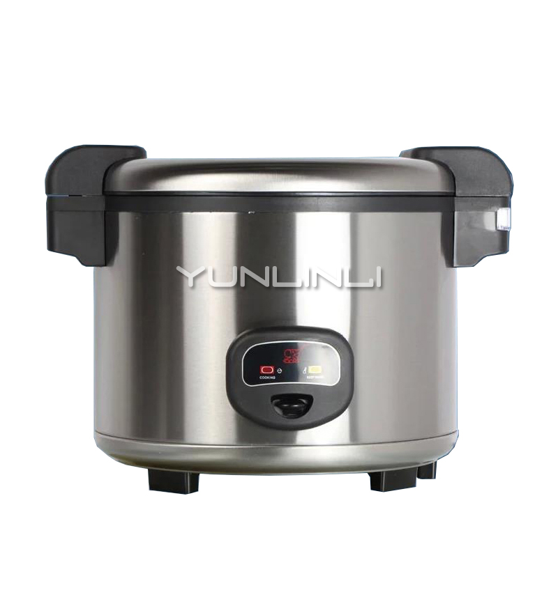 Commercial Rice Cooker 14L Stainless Steel Electric Cooker Hotel/Dining Hall/Restaurant Rice Cooker ST-608