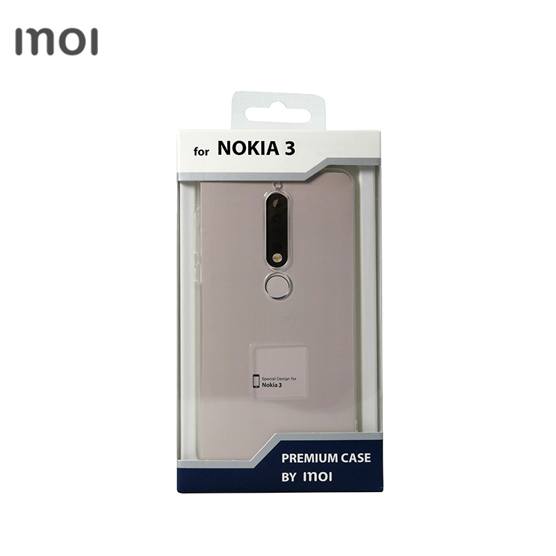 Mobile Phone Bags & Cases INOI Premium case for Nokia 3, TPU
