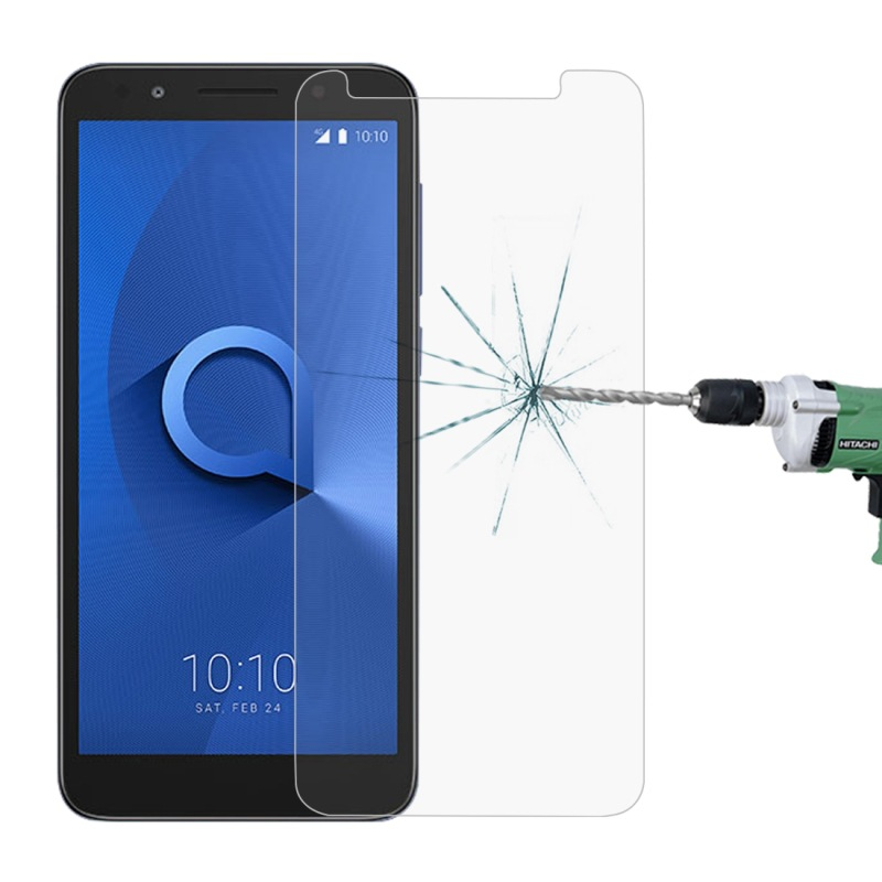 Tempered Glass For Alcatel 1 1X 1C 1S 2019 5033D 5059D 5009D 5009A Alcatel1X Alcatel1C Alcatel1 Screen Protector Protective Film