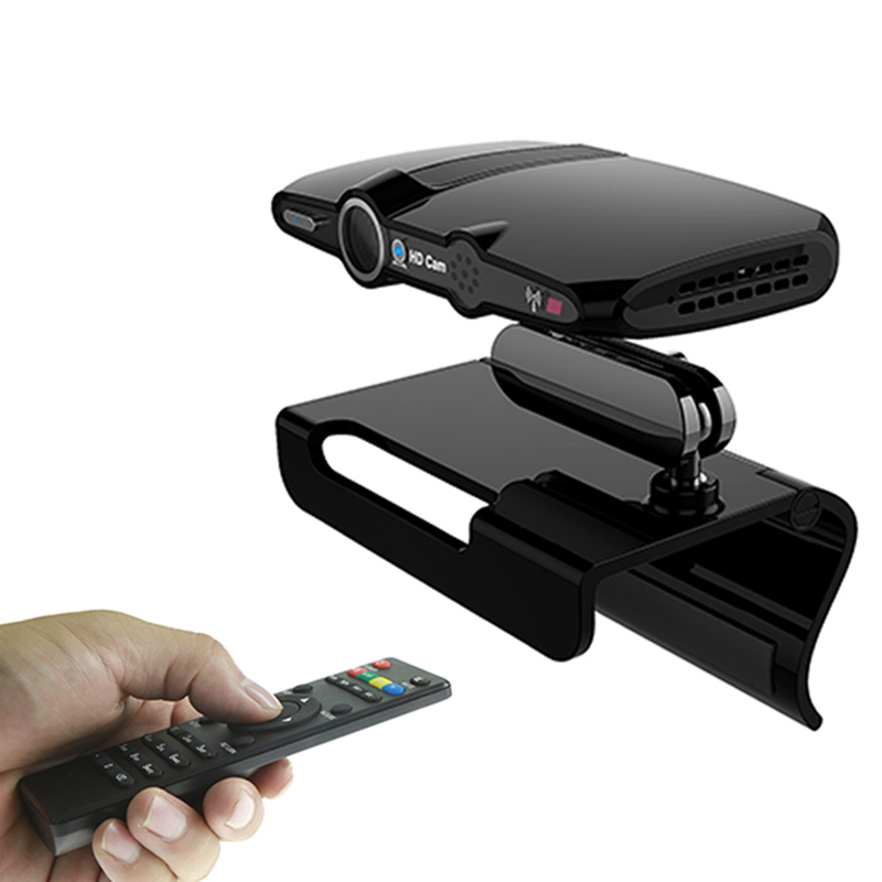 HD23 Smart TV Box Android OS 4.4 H3 Quad Core 1.4 GHz 8 GB ROM 1 GB RAM HDMI WiF