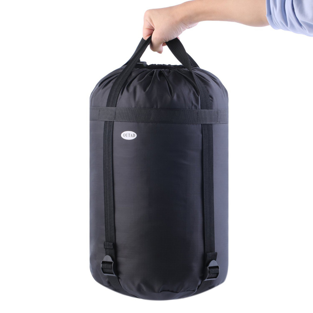 2016 Top Sale BlueField Lightweight Nylon Compression Stuff Sack Bag Outdoor Camping Small Bag 45*26*26cm Stock Offer