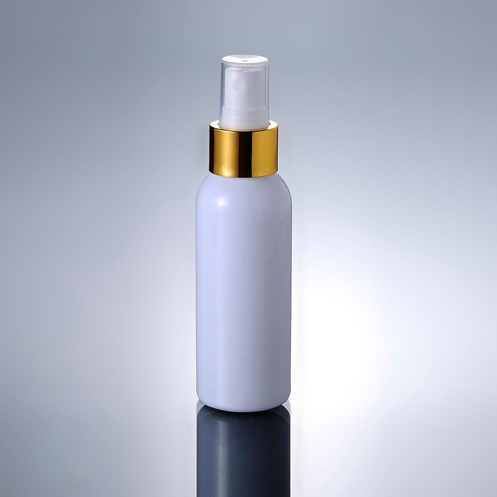 300 шт./лот 100 мл пустая пластиковая бутылка-распылитель Мелкодисперсный распылитель для путешествий PWG17