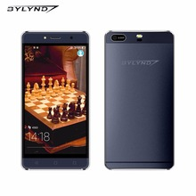 MTK6580 Quad core 1G RAM Original China mobile phones 5.0 inch HD 1280*720 8.0MP Android 6.0 smartphones BYLYND M11 3G WCDMA GPS