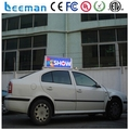 Leeman P5 taxi led display P5 Taxi Top Billboard 3G LED Color Advertising Sign LED hot new products LED Taxi Top