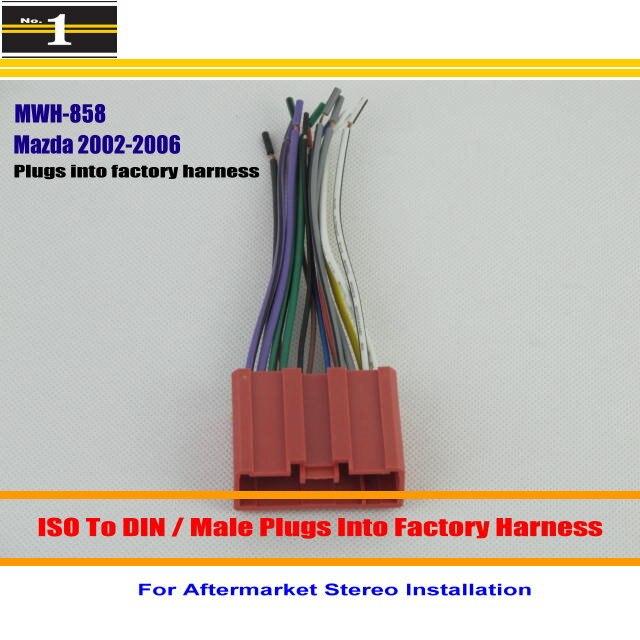 font b Car b font font b ISO b font font b Wiring b font online get cheap car wire wiring harness plug iso aliexpress com  at webbmarketing.co